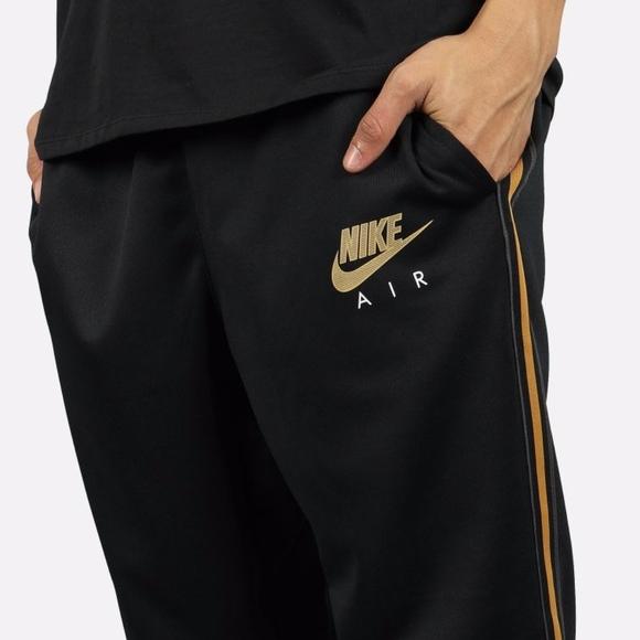 Nike Air Mens Metallic Club Jogger Athletic Pants